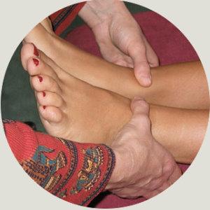 Dorn Methode Beinlängendifferenz